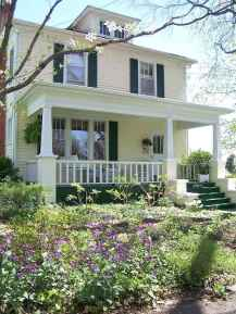 130 Stunning Farmhouse Exterior Design Ideas (31)
