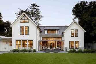 130 Stunning Farmhouse Exterior Design Ideas (44)