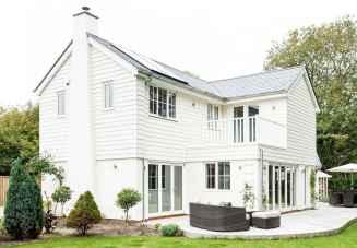 130 Stunning Farmhouse Exterior Design Ideas (58)