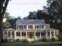 130 Stunning Farmhouse Exterior Design Ideas (76)