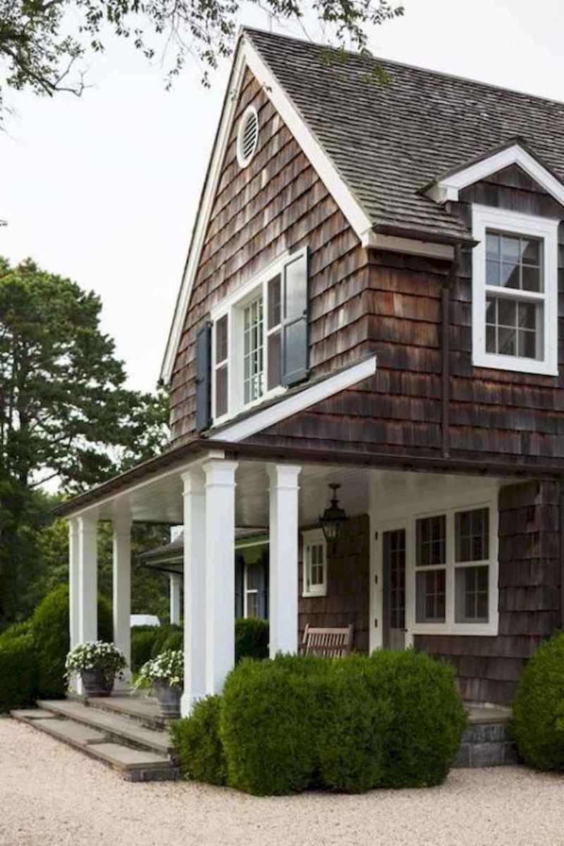 130 Stunning Farmhouse Exterior Design Ideas (88)