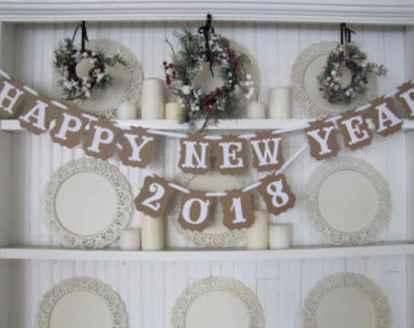 40 Best DIY 2018 New Years Eve Decor Ideas (23)