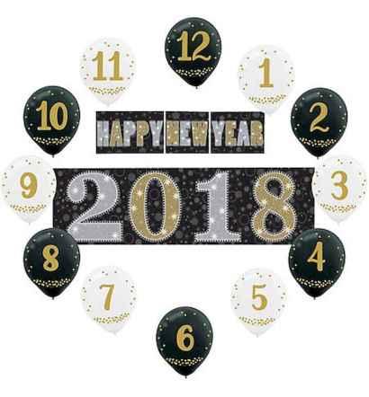 40 Best DIY 2018 New Years Eve Decor Ideas (6)