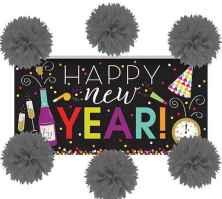 40 Best DIY 2018 New Years Eve Decor Ideas (8)