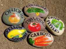 50 DIY Painted Rock Ideas for Your Home Decoration (18)