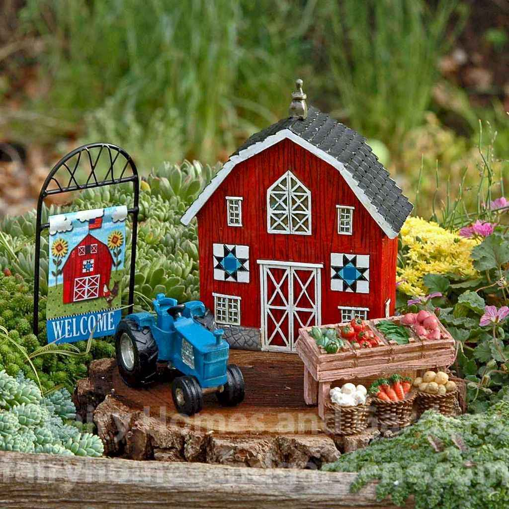 50 Easy DIY Fairy Garden Design Ideas (16)