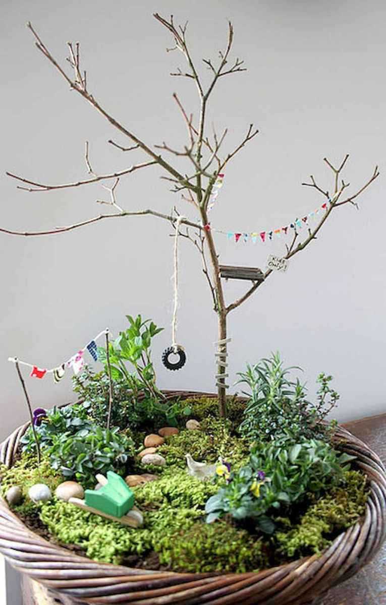 50 Easy DIY Fairy Garden Design Ideas (27)