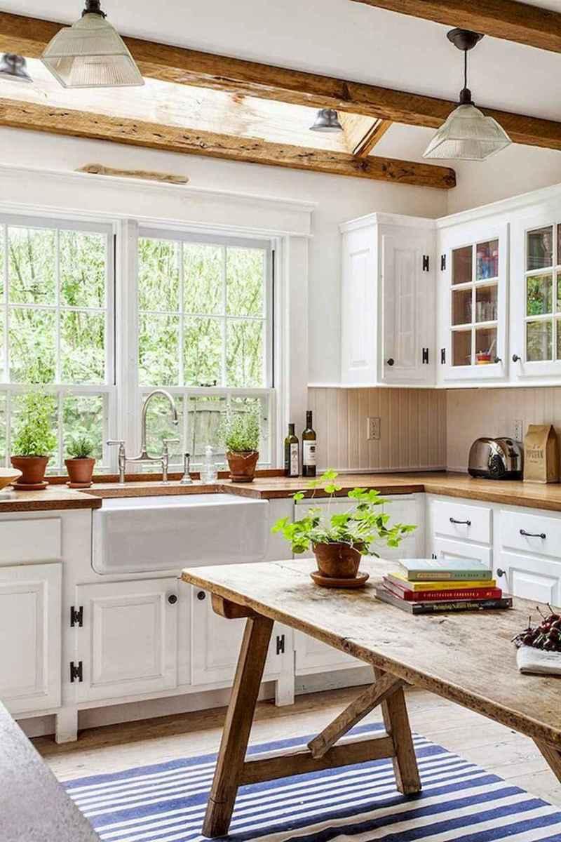 60 Inspiring Rustic Kitchen Decorating Ideas (22)