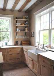 60 Inspiring Rustic Kitchen Decorating Ideas (5)