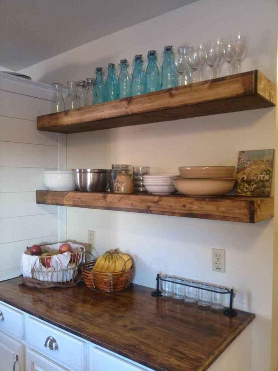 60 Inspiring Rustic Kitchen Decorating Ideas (50)