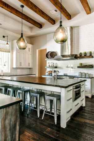 60 Inspiring Rustic Kitchen Decorating Ideas (8)
