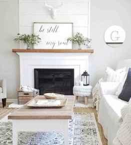 60 Modern Farmhouse Living Room First Apartment Ideas (12)