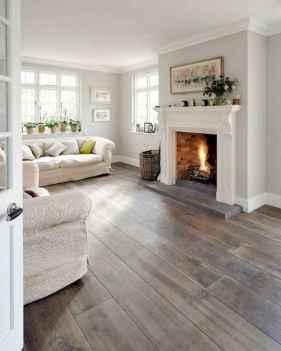 60 Modern Farmhouse Living Room First Apartment Ideas (15)