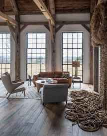 60 Modern Farmhouse Living Room First Apartment Ideas (21)