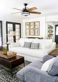 60 Modern Farmhouse Living Room First Apartment Ideas (31)