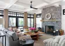 60 Modern Farmhouse Living Room First Apartment Ideas (33)
