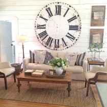 60 Modern Farmhouse Living Room First Apartment Ideas (45)