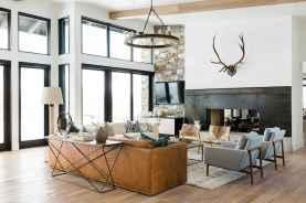 60 Modern Farmhouse Living Room First Apartment Ideas (8)