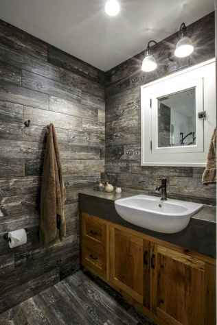60 Rustic Master Bathroom Remodel Ideas (13)