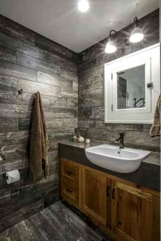 60 Rustic Master Bathroom Remodel Ideas 13