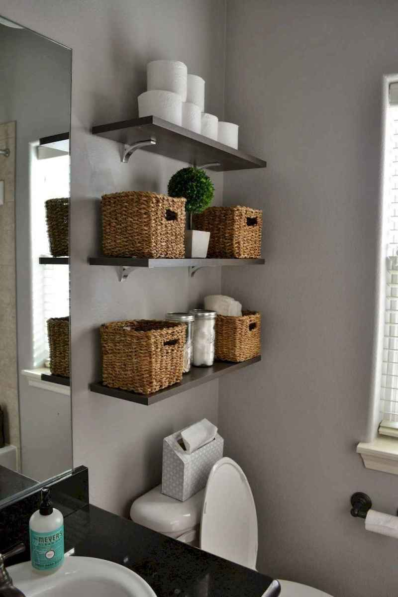80 Amazing Master Bathroom Remodel Ideas (42)