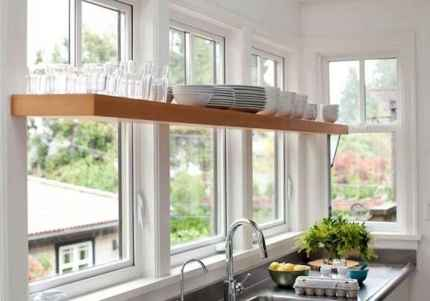 100 Beautiful Kitchen Window Design Ideas (35)