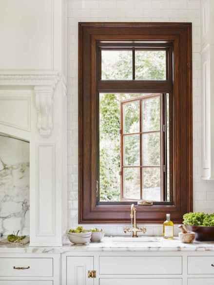 100 Beautiful Kitchen Window Design Ideas (48)