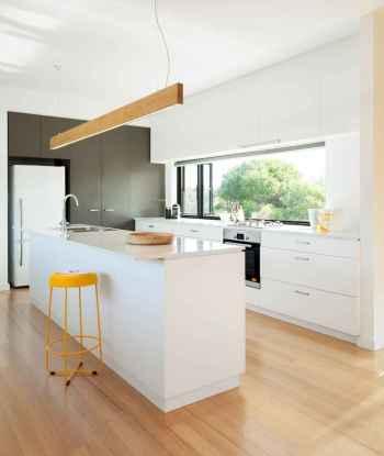 100 Beautiful Kitchen Window Design Ideas (64)