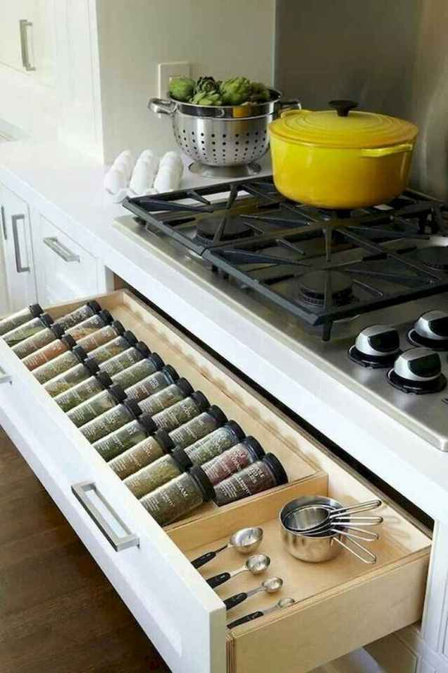 100 Brilliant Kitchen Ideas Organization On A Budget (100)