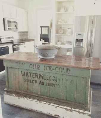 120 Modern Rustic Farmhouse Kitchen Decor Ideas (14)