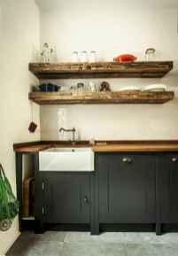 120 Modern Rustic Farmhouse Kitchen Decor Ideas (25)