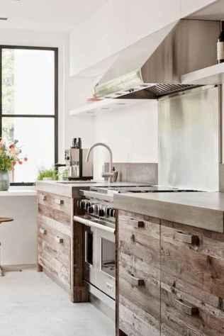 120 Modern Rustic Farmhouse Kitchen Decor Ideas (27)
