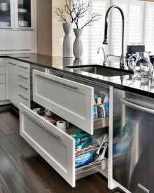 120 Modern Rustic Farmhouse Kitchen Decor Ideas (30)