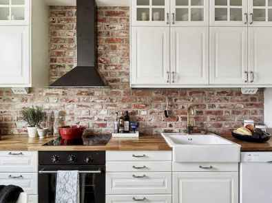 120 Modern Rustic Farmhouse Kitchen Decor Ideas (75)