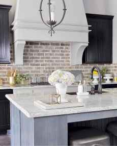 120 Modern Rustic Farmhouse Kitchen Decor Ideas (89)