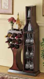 50 Smart Solution Standing Rack Kitchen Decor Ideas (10)