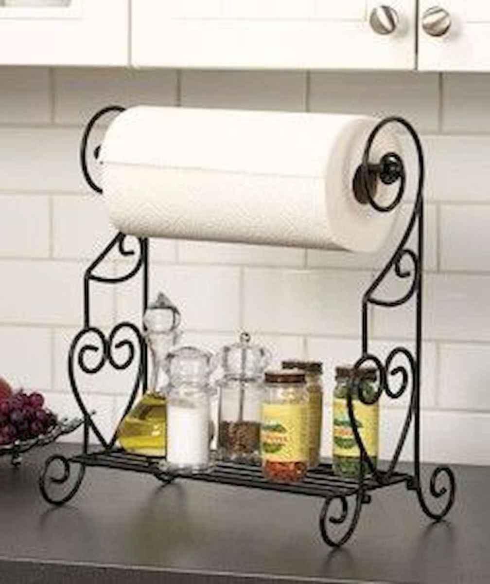 50 Smart Solution Standing Rack Kitchen Decor Ideas (16)