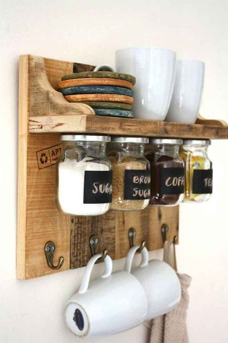 50 Smart Solution Standing Rack Kitchen Decor Ideas (3)