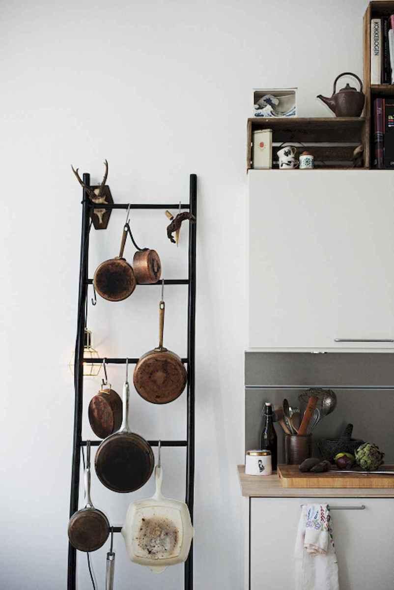 50 Smart Solution Standing Rack Kitchen Decor Ideas (34)