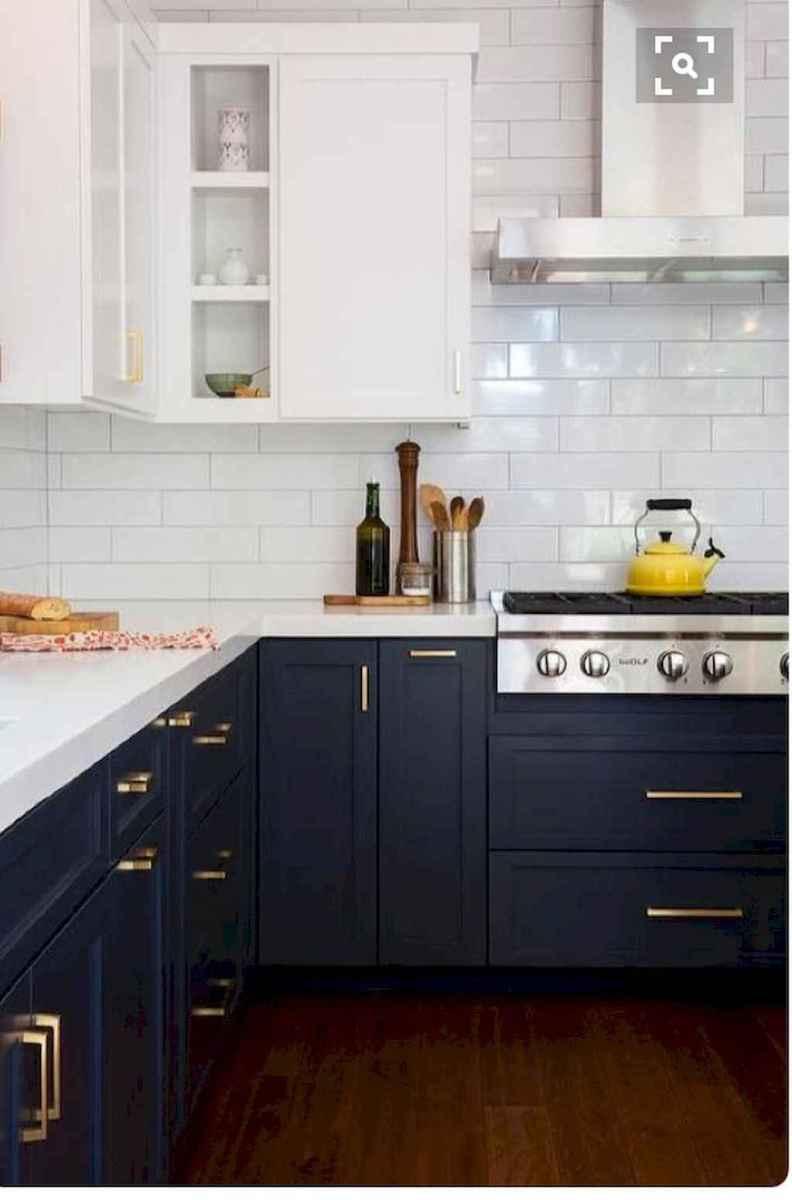 60 Black Kitchen Cabinets Design Ideas (15)