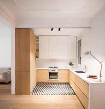 60 Glamorous Scandinavian Kitchen Decor Ideas (10)