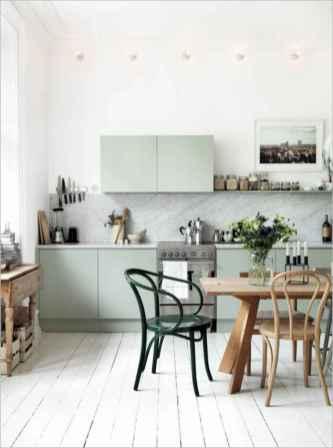 60 Glamorous Scandinavian Kitchen Decor Ideas (43)