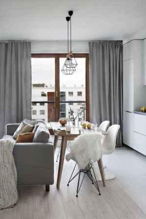 60 Glamorous Scandinavian Kitchen Decor Ideas (59)