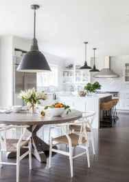 70 Beautiful Modern Farmhouse Kitchen Decor Ideas (20)