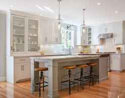 70 Beautiful Modern Farmhouse Kitchen Decor Ideas (28)