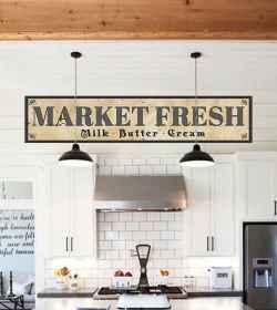 70 Beautiful Modern Farmhouse Kitchen Decor Ideas (31)