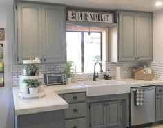 70 Beautiful Modern Farmhouse Kitchen Decor Ideas (37)