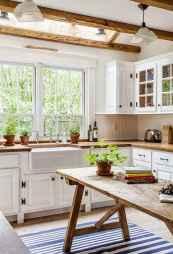 70 Beautiful Modern Farmhouse Kitchen Decor Ideas (48)