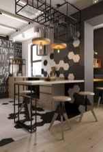 70 Brilliant Small Apartment Kitchen Decor Ideas (3)