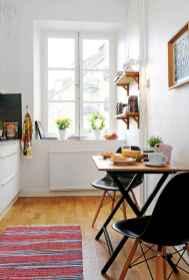 70 Brilliant Small Apartment Kitchen Decor Ideas (62)
